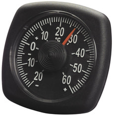 MIOCAR THERMOMETER SELBSTKLEBEND