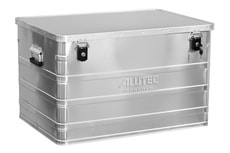 box en aluminium B184 Standard 0.8 mm
