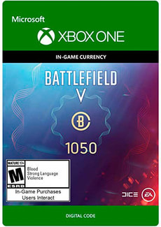 Xbox One - Battlefield V Currency 1050