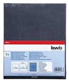 Schleifbogen Blauköper K 180, 5 Stk.
