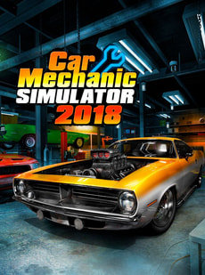 PC - Car Mechanic Simulator 2018