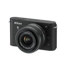 1, J1 KIT 10-30mm schwarz Systemkamera