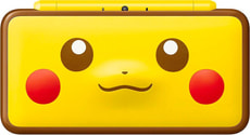 2DS XL Pikachu Edition