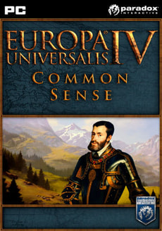 PC Europa Universalis IV: Com Sense