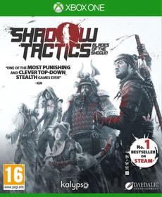 Xbox One - Shadow Tactics: Blades of the Shogun