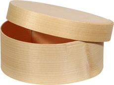 Boîte ronde 115x50mm