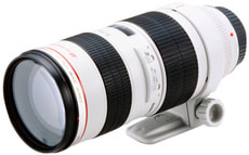 EF 70-200mm 2.8L USM Premium Obiettivo