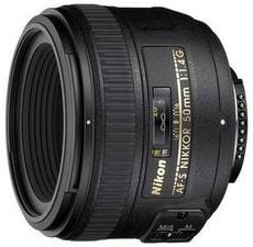 Nikkor AF-S 50mm/1.4 G Objektiv