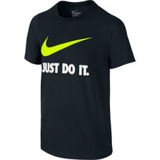 """""Just Do It"""" Swoosh Crew"
