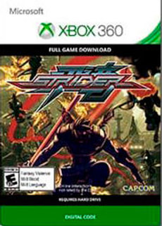 Xbox 360 - Strider
