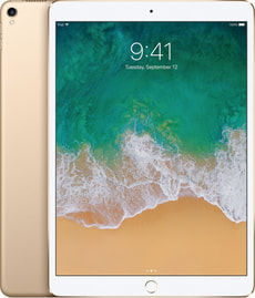iPad Pro 10 LTE 512GB gold