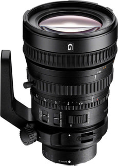 E-Mount FF 28-135mm F4 G OSS