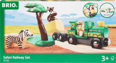 BRIO Safari Bahn Set (FSC)