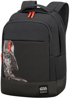 Star Wars Laptop Backpack - Darth Vader Geometric