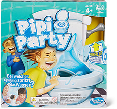 Pipi Party (D)