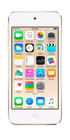 iPod Touch 6G 32 GB - Gold