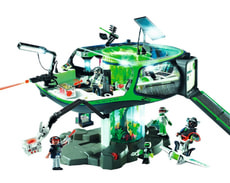 Playmobil 5149 ERangers Future Base