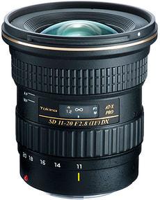 Tokina 11-20mm/F2.8 Pro DX II, Canon