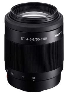 L-Sony Objektiv SAL 55200
