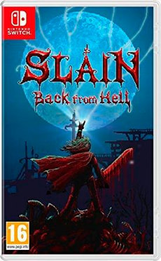 Switch - Slain: Back From Hell (D)