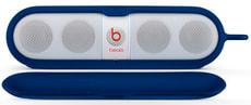 Beats Pill 2.0 Hülle blau