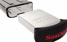 Ultra USB 3.0 Fit 64GB 150MB/s