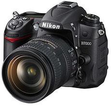 D7000 18-105mm Spiegelreflexkamera