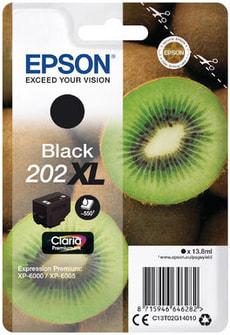 Epson Tintenpatrone 202XL schwarz