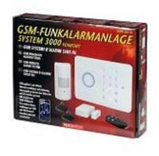 GSM Funkalarmanlage  3000 F4