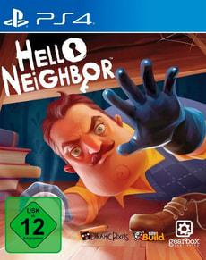 PS4 - Hello Neighbor (D)
