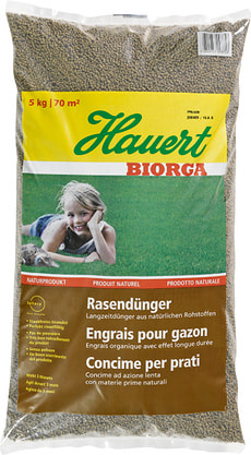 Biorga concime per prati, 5 kg