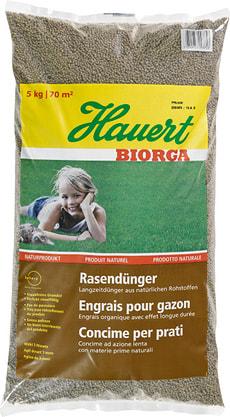 Biorga Rasendünger, 5 kg