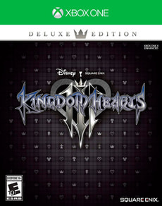 Xbox One - Kingdom Hearts 3 Deluxe Edition (D)
