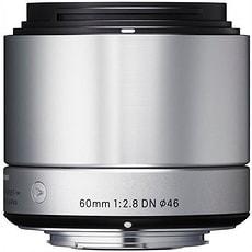 60mm F2,8 DN Art Silver (Sony-E)