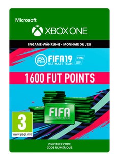 Xbox One - Fifa 19 Ultimate Team 1600 Points