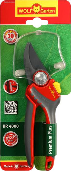 Gartenschere Premium Plus RR 4000