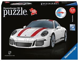 Porsche 911R 3D Puzzle