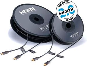 Excellence Profi HDMI 2.0 LWL, 1,0m
