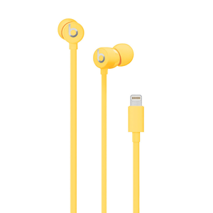 urBeats 3 Earphones with Lightning Connector, Jaune