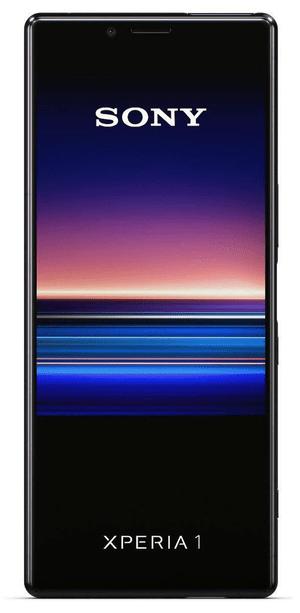 Xperia 1 Dual SIM 128GB nero