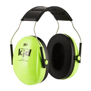 PeltorTM Kids Gehörschutz grün