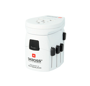 World Adapter PRO+ USB Reiseadapter
