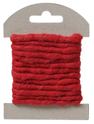 Filzschnur, rot, 2m