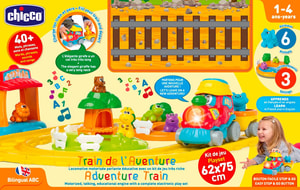 ABC train de L'aventure Chicco (F)