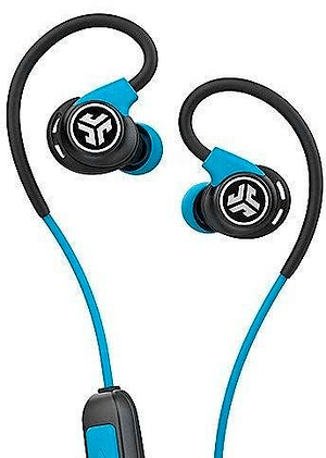 Fit Sport Fitness Earbuds - Bleu