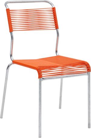 SÄNTIS Spaghettistuhl orange