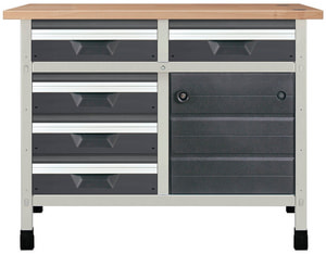 Werkbank No. 12 1130 x 650 x 860 mm 8071