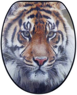 WC-Sitz Paris 3D Tiger