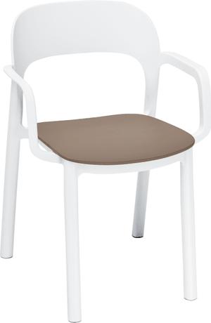 Sedia con braccioli ONA