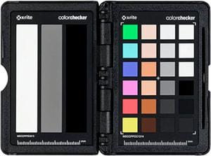 ColorChecker Passport Video